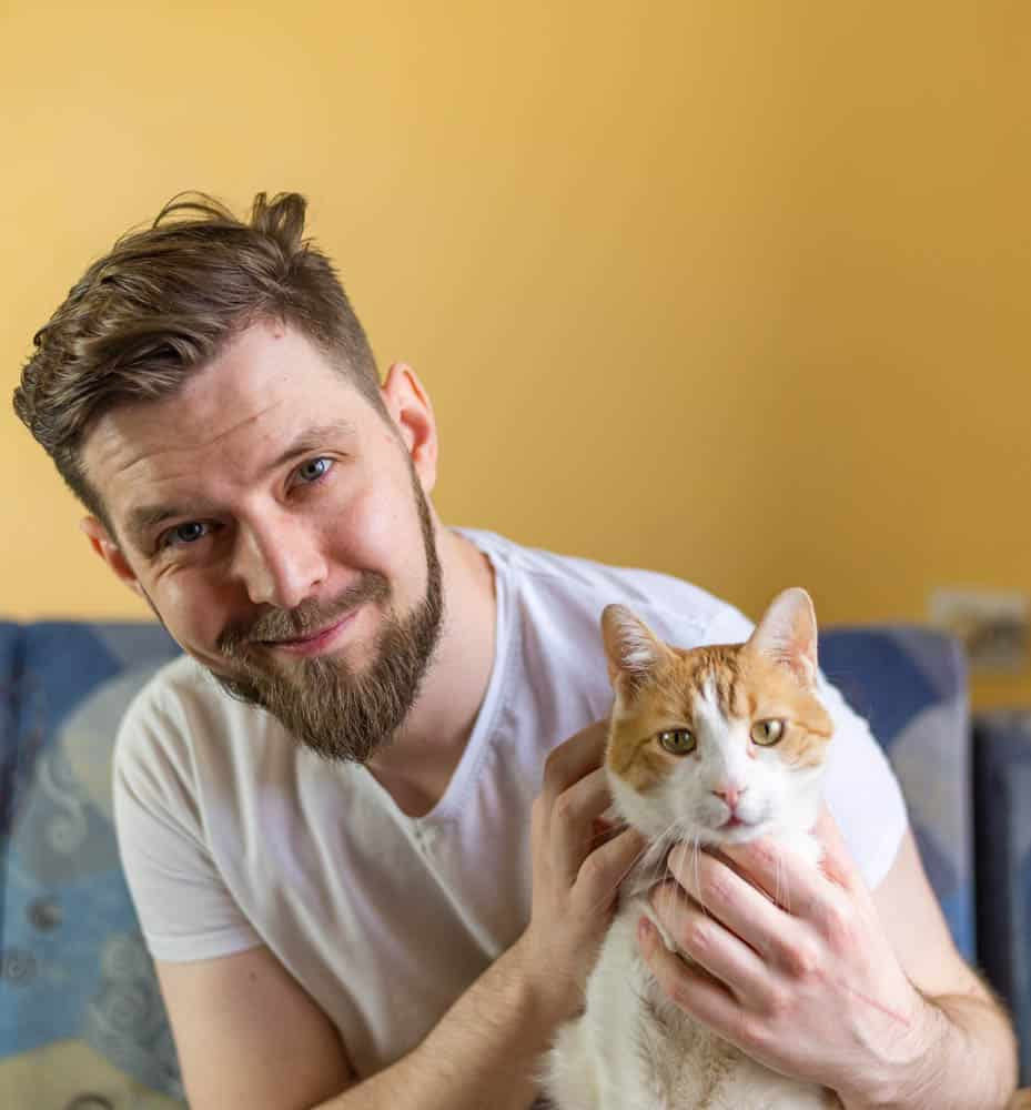 Jacks Pets - Charlie the cat